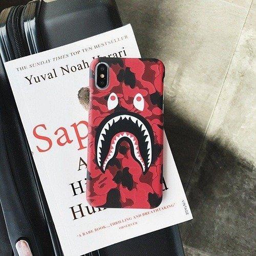 bape shark iphone Xr case