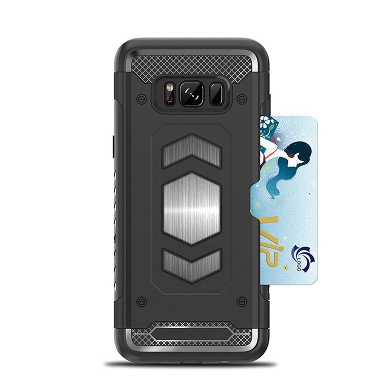 heavy duty Magnet Case For Samsung Galaxy note 8