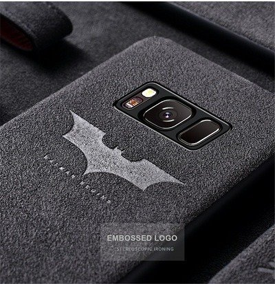 Batman Leather samsung case