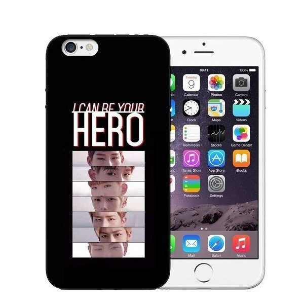 Monsta x phone case