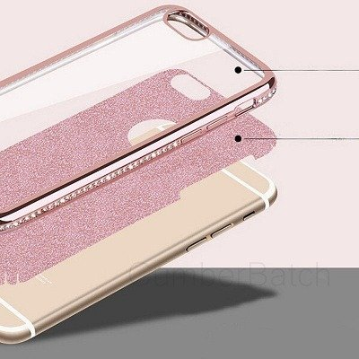 samsung s9 plus glitter case