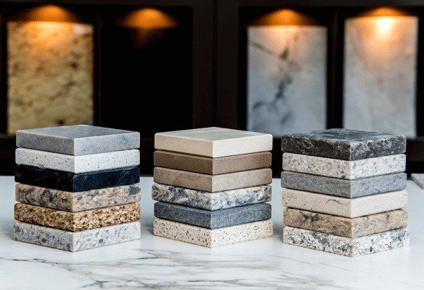 Are granite and marble the same thing?