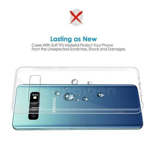 Samsung Galaxy S10 Plus Silicone Case